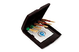 Rico Reed Storage Case with Humidity Control Pack for Oboe and Bassoon
