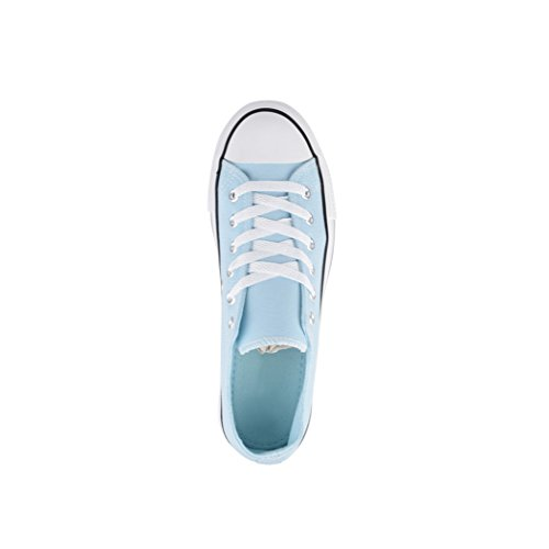 Aus Blue Nummer Elara F er Sneaker Donna Eine Basic llt Gr E6v1w