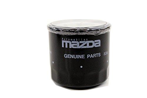 (Genuine Mazda B6Y1-14-302A Oil Filter)