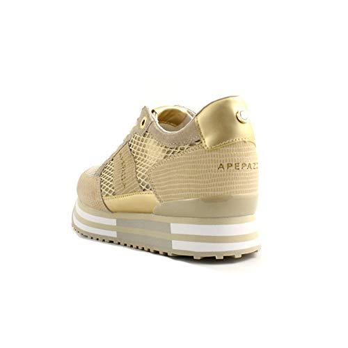 Beige Apepazza Sneakers Mujer Rsd30 Vrxywvnqop Net qttHrRA