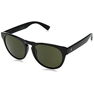 Electric Visual Nashville XL Gloss Black/OHM Polarized Grey Sunglasses