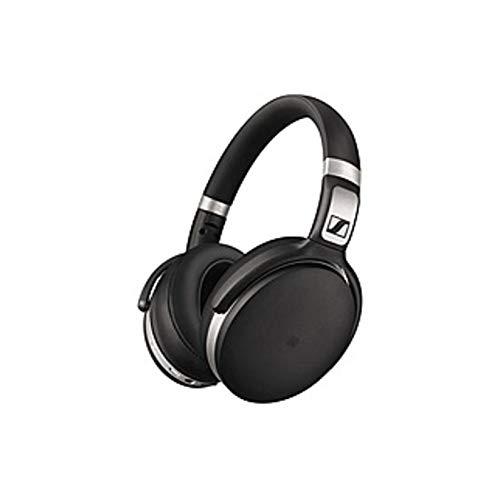 Sennheiser Wireless Headphones Bluetooth - Stereo - Mini-Phone - Wired/Wireless - Bluetooth - 18 Ohm - 18 Hz - 22 kHz - Gold Plated - Over-The-Head - Binaural - Circumaural (Certified Refurbished)
