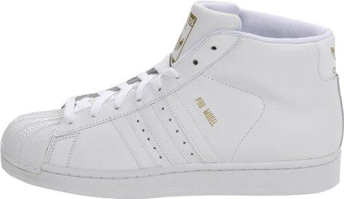 adidas originali uomini (modello della scarpa, in bianco