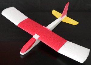 Felix Wurfgleiter Flugzeug Flugmodell 45cm