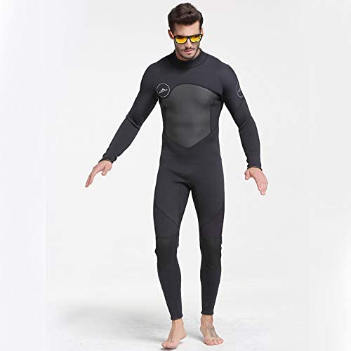 Amazon.com : HWTP New One-Piece Neoprene 3mm Diving Suit ...