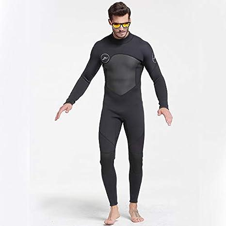 Amazon.com : HWTP New One-Piece Neoprene 3mm Diving Suit ...