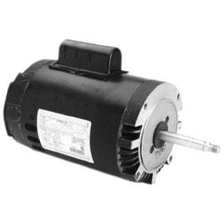 Regal Beloit America - Epc B668 AO Smith Motor 0.75HP 230 - 115 Volt Single Speed, Special Letro Pool Cleaner Pump Replacement Motor