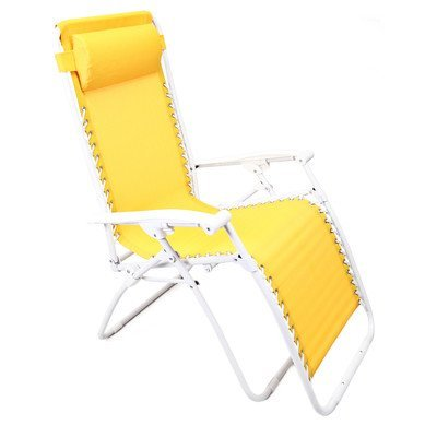 Zero Gravity Chair in Yellow -