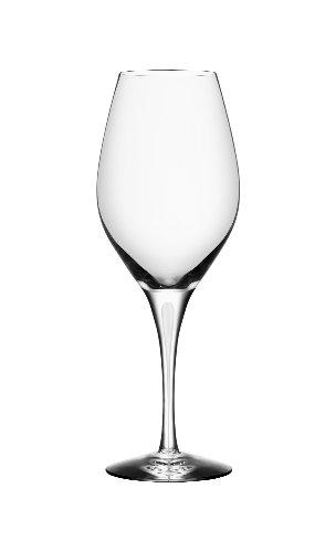 Orrefors Intermezzo Satin - Orrefors Intermezzo Satin Wine Glass