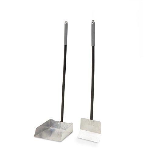 (Petmate Clean Response Aluminum Spade and Pan, Large)