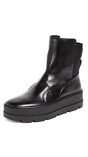 Puma Select Mens Chelsea Sneaker Boots Puma Zwart