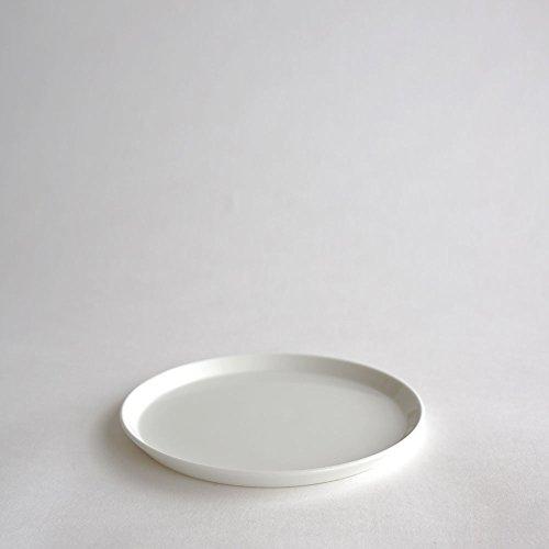 【아리타산 도자기/자기】arita japan TY Round Plate 160 화이트