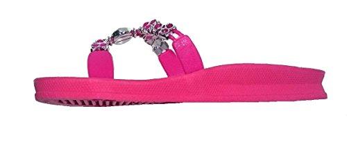 Baño Linea Fucsia Paxi Mujer Scarpa El De Para Zapatillas 1nw1x0H