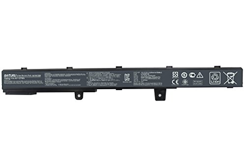 Baturu New 4 Cell A31n1319 A41n1308 Laptop Battery for Asus