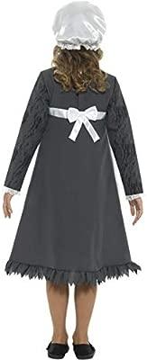 Fancy Ole - Disfraz de niña Medieval con Vestido y Sombrero ...