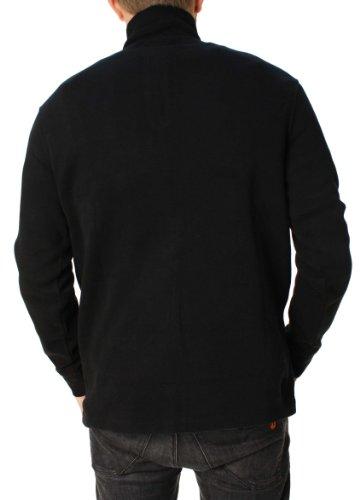 Polo Ralph Lauren Mens 1/4 Zip Sweater Black
