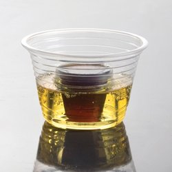 [25 Disposable Plastic Power Bomber Party Bomber Shot Cups Jager Bomb Glasses Clear] (Jager Bomber Costume)