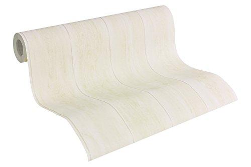 AS-Cration-952432-NAF-NAF-Papel-pintado-diseo-de-madera-color-blanco