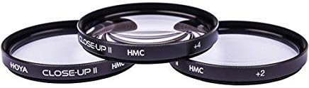 Hoya Close-Up Kit-Filter Set for Macro Photography (+ 1, 2, 4, 82mm Black (Best Lens For Close Up Photography)