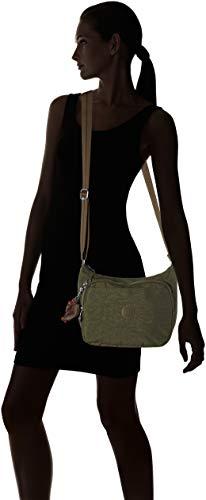 Kipling Green A C Borse Verde Donna Tracolla jaded Cai r08n6xr
