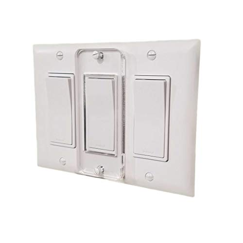 Decora Switch Light Switch Lock, Child-Safe, Residential, Lighting, Ect.