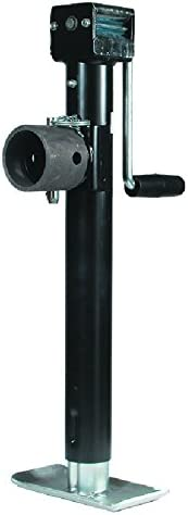 Complete Tractor C3013-0510T Tractor Implement Jack Heavy Duty Square Tubing Topwind 7000 lbs Lift Capacity