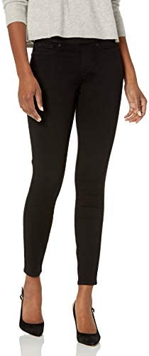 Signature by way of Levi Strauss & Co. Gold Label Women's Totally Shaping Pull-on Skinny Jeans