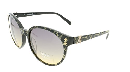 GUESS by MARCIANO GM 635 BKGLD 84 Ladies Designer Sunglasses + Case + - Uk Guess Glasses