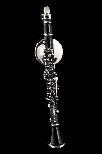 Clarinet Pin Harmony Jewelry