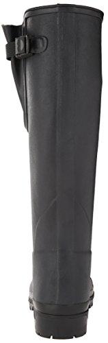 Le Chameau Vierzon Jersey Ld - Botas de goma mujer negro - negro