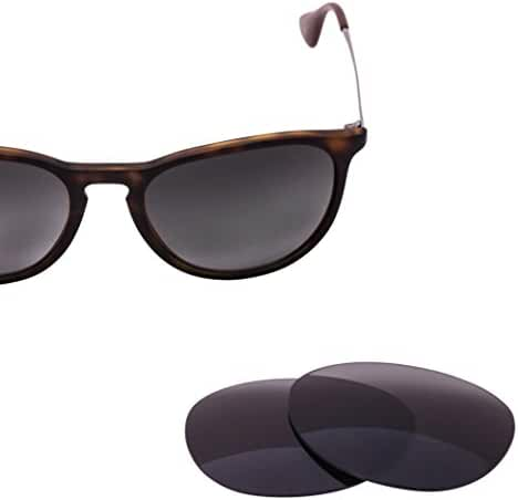LenzFlip Polarized Lens Replacement for RayBan Erika RB4171 - Multiple Colors