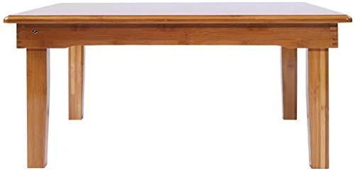 Mesas de comedor Fin Tablas Carpetas de su Ordenador de Escritorio Lazy turistica Aprender Escritorio Escritorio Cama pequena Mesa Soportes for Las Tabla (Tamano: Largo 70 cm de Alto 25)