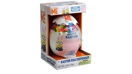 Despicable Me Minions Easter Egg Dispenser