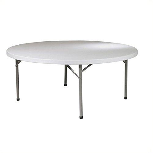 Scranton And Co 71  Resin Round Multi Purpose Table