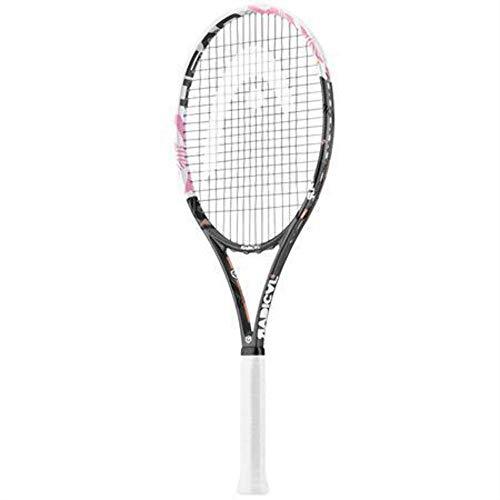 Head Graphene XT Radical S (Pink) Tennis Racquet (4-1/8)