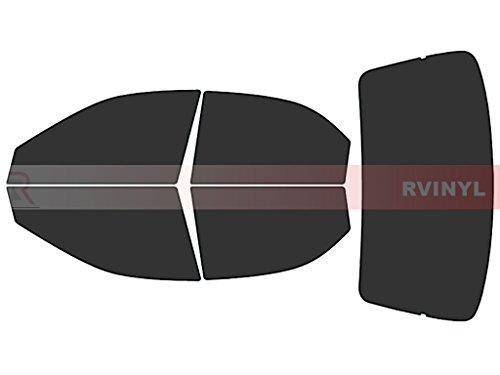 Rtint Window Tint Kit for Mazda Protege 1995-1998 - Complete Kit - 20%