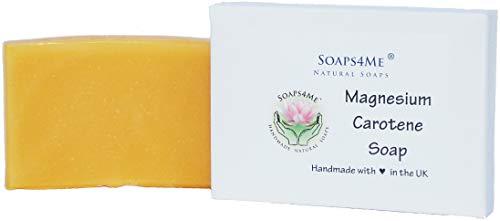 ATTIS Magnesium & Carotene Handmade Natural Soap | with Shea