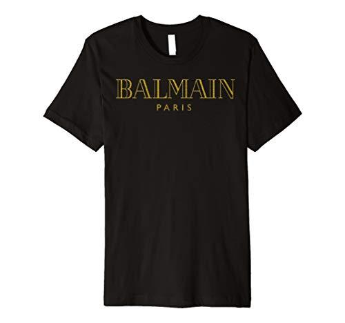 Paris T-shirt Tee - Balmain-Paris-T Shirt
