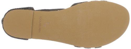 Koolaburra Kurl S3KUR - Sandalias de cuero para mujer Marrón (Braun (Bronze/BRZ))