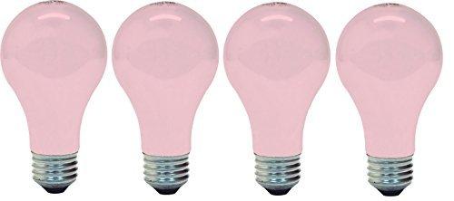 Ge Lighting 97483 Ge Light Bulb, 60w, Soft Pink
