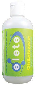 Elete Citrilyte Electrolyte Bottle, 8.3-Ounce - Elete Electrolyte Water