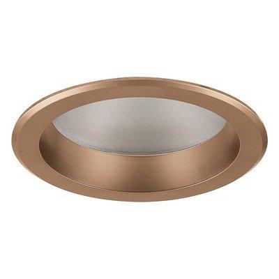 Lightolier 1078 5 Inch Dropped Opalex Diffuser Reflector Trim Round Lytecaster Lexan Lightolier Lytecaster Incandescent Reflector Trims