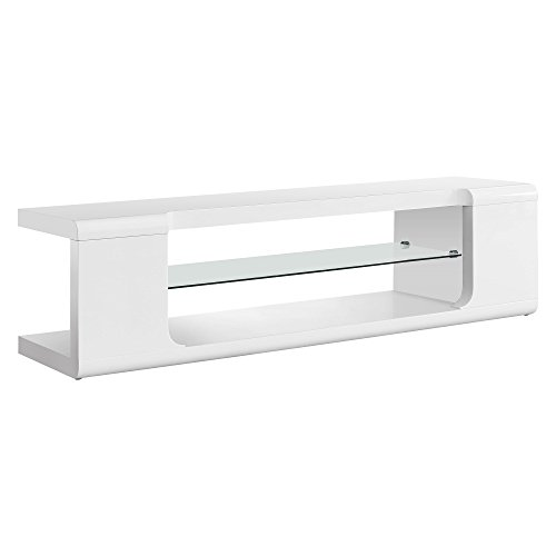 Monarch Specialties I 3535, TV Console, High