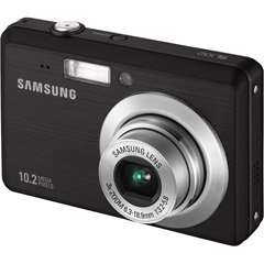 Samsung SL102 10MP Digital Camera with 3x Optical Zoom and