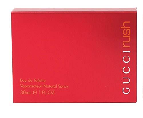 New Item GUCCI RUSH EDT SPRAY 1.0 OZ RUSH/GUCCI EDT SPRAY 1.0 OZ (W) (Gucci Toilette Rose De Rush Eau)