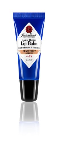 Jack Black Intense Therapy Lip Balm SPF 25 Grapefruit & Ging