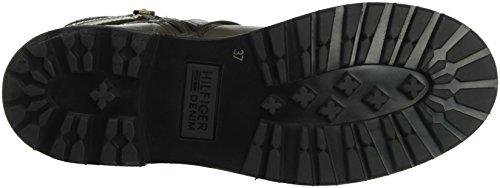 Para 255 Marrón Casa De Zapatillas B1385edford 8c Mujer Jeans Tommy Por taupe Estar wZq8R7