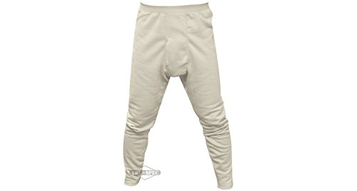 Tru-Spec Gen-3 ECWCS Lvl-2 Thermal Bottoms Sand L (Ecwcs Underwear Bottoms)
