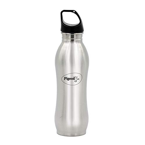 Pigeon-By-Stovekraft-Bling-Stainless-Steel-750-ml-Water-Bottle-plastic-free-water-bottle-for-office-and-school