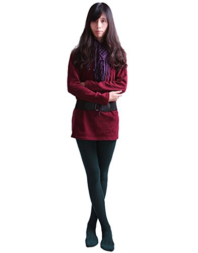 best tights to wear with sweater dress - 4